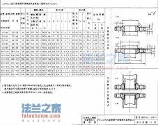 SHT501 PN1.6凹凸面带颈平焊夹套管法兰标准