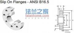 ANSI B16.5 SO 150lb平焊法兰