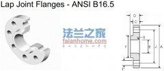 ANSI B16.5 LPJ 1500lb美标松套法兰